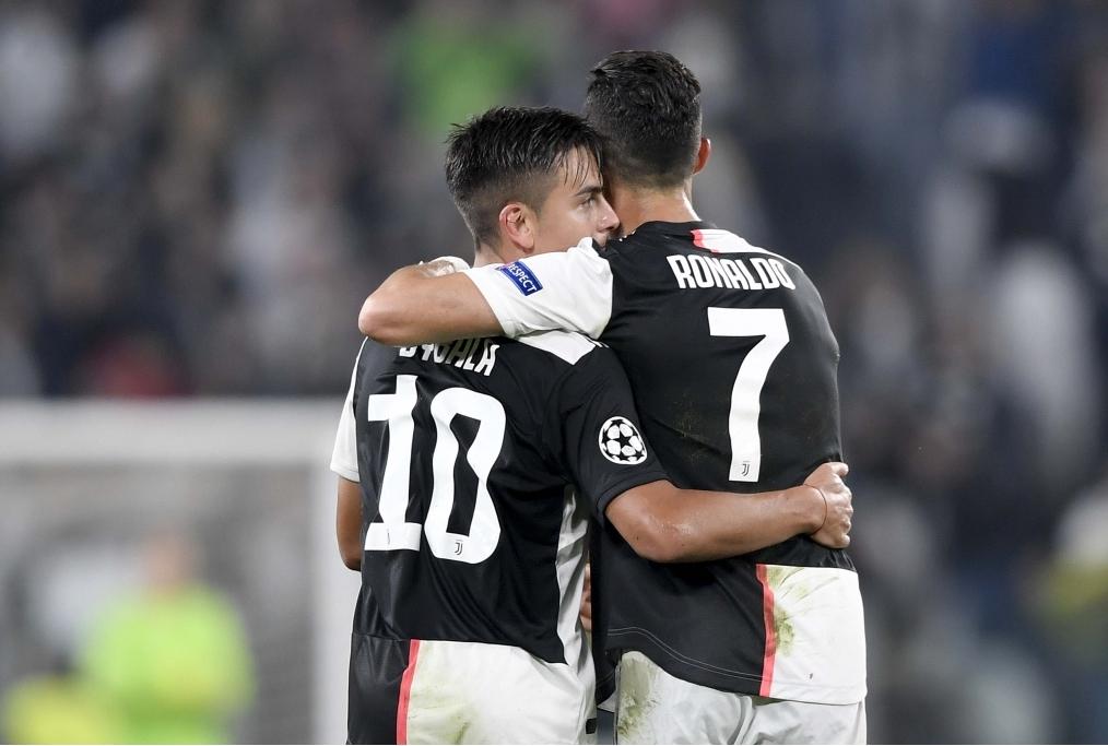 Juventus v Lokomotiv Moskva Group D - UE