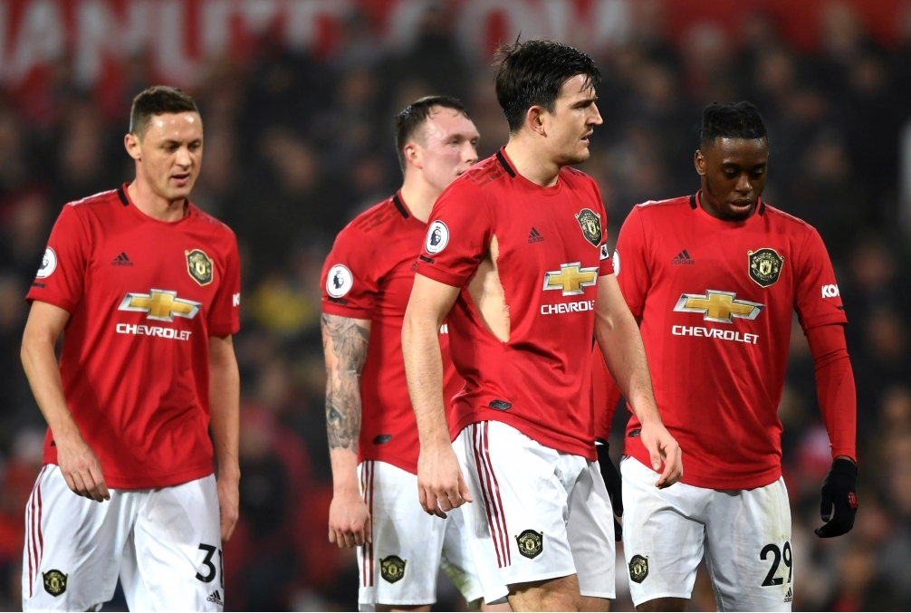 Manchester United v Burnley FC - Premier
