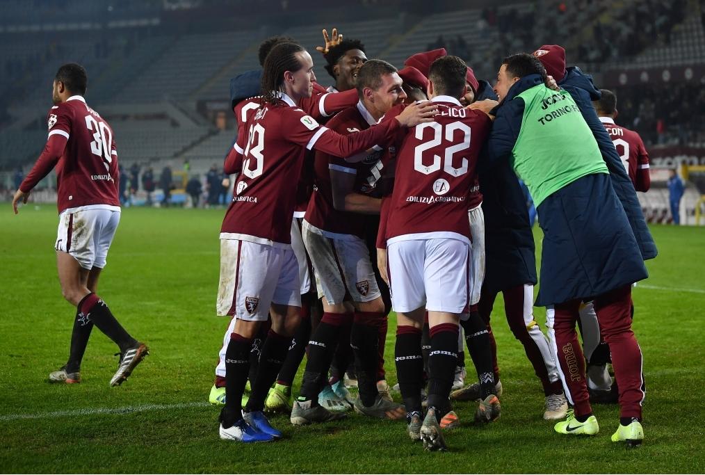 Torino FC v Genoa CFC - Coppa Italia