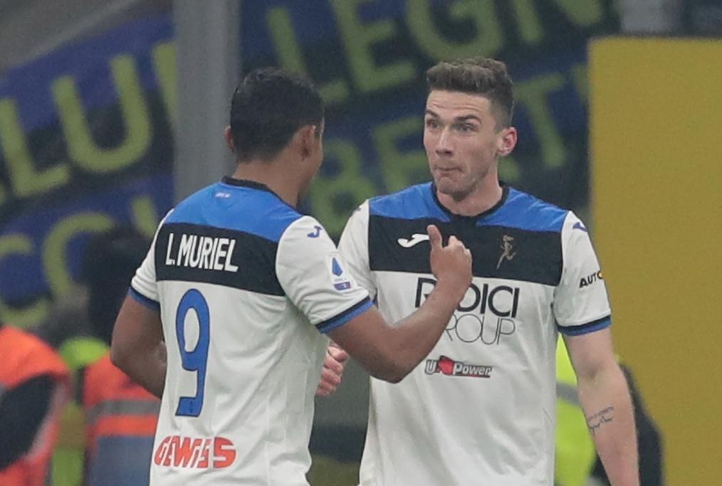 FC Internazionale v Atalanta BC - Serie