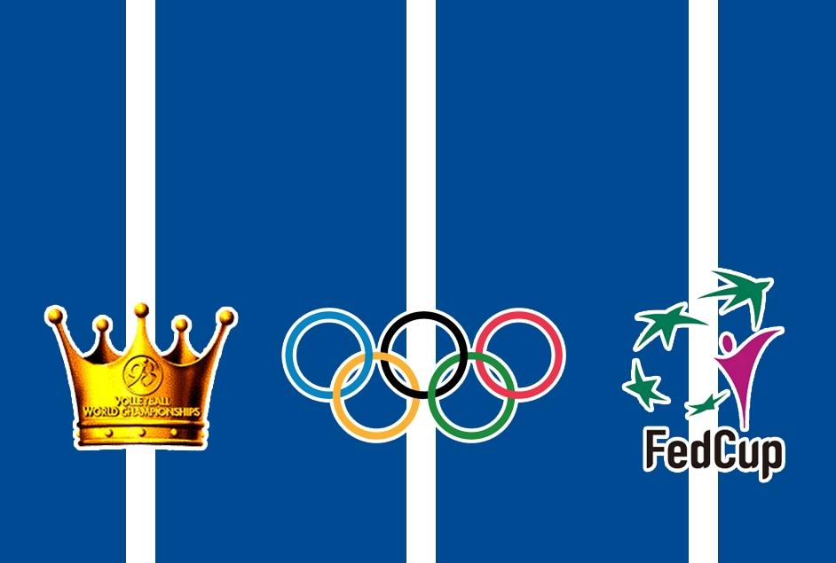 Pallavolo Olimpiadi e Fed Cup