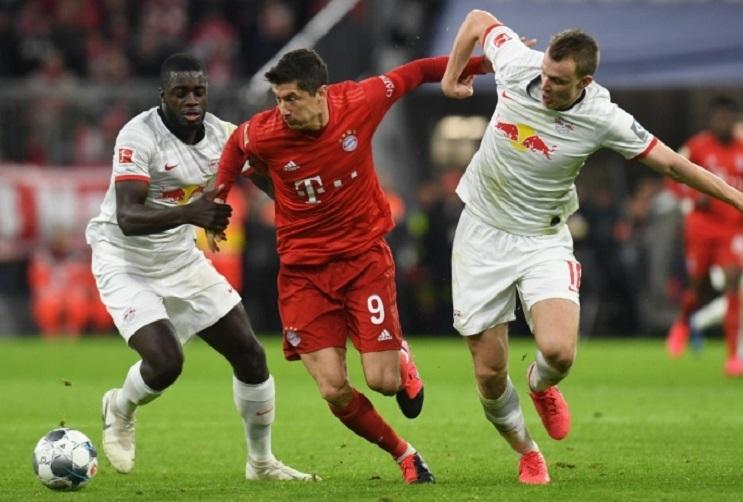 Reti bianche tra Bayern e Lipsia