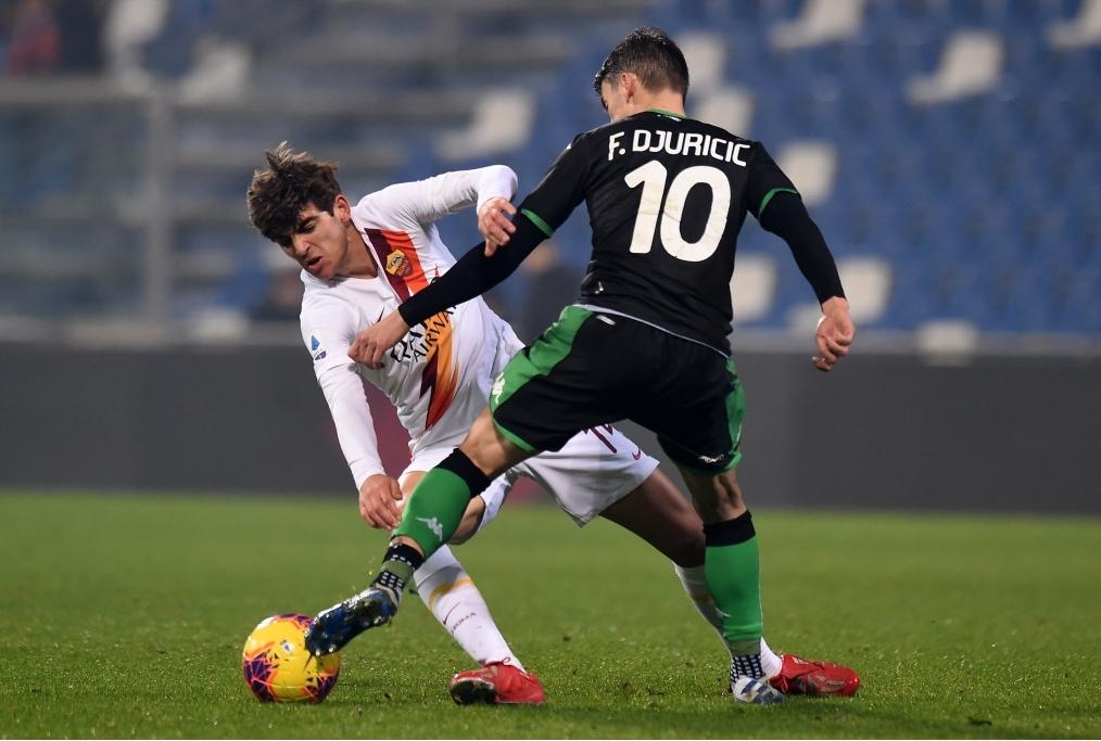 US Sassuolo v AS Roma - Serie A