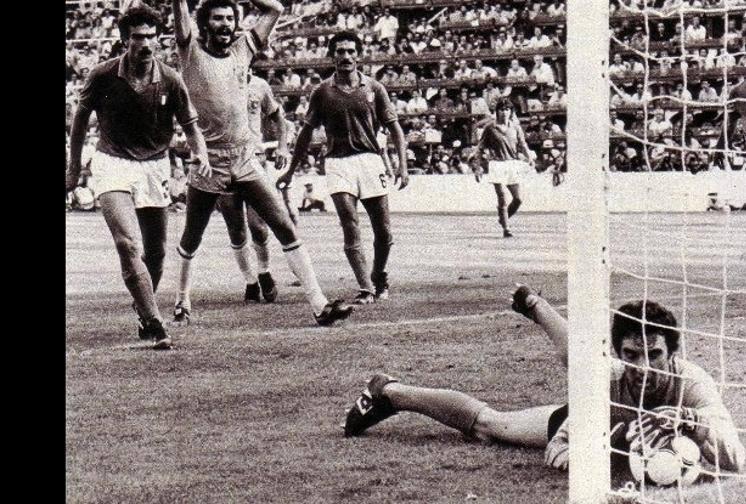 Italia vs Brasile 1982