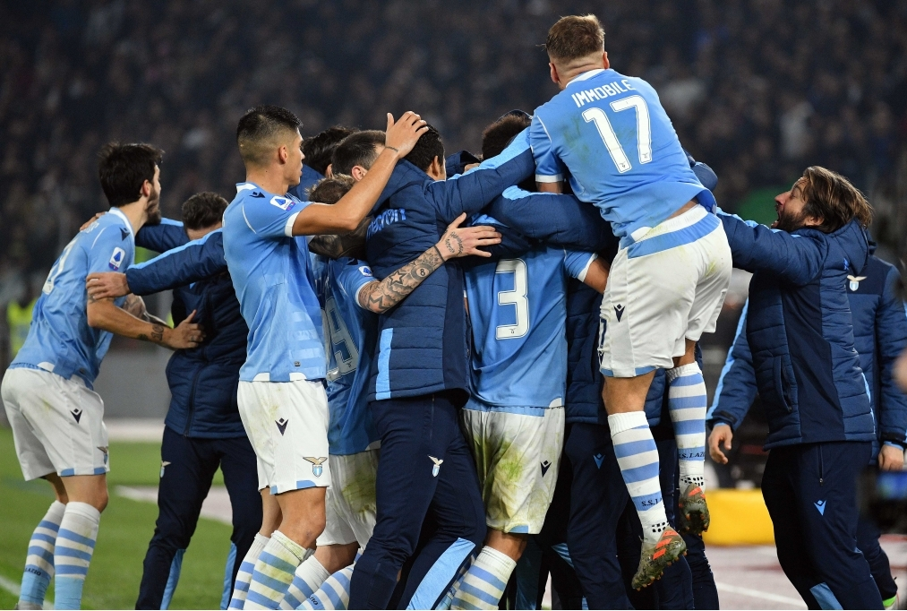SS Lazio v Juventus - Serie A