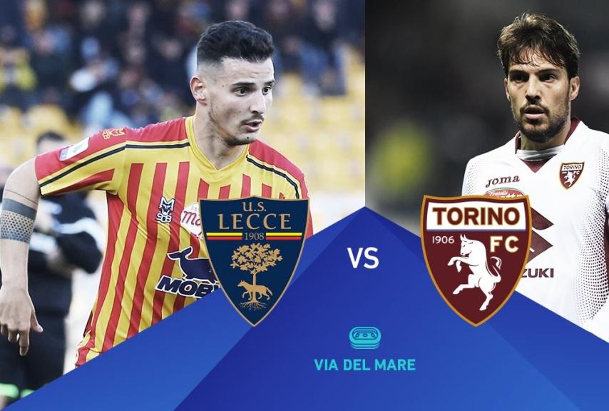 Lecce Torino 2 febbraio 2020