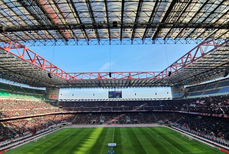 Milan Verona del 2 febbraio 2020