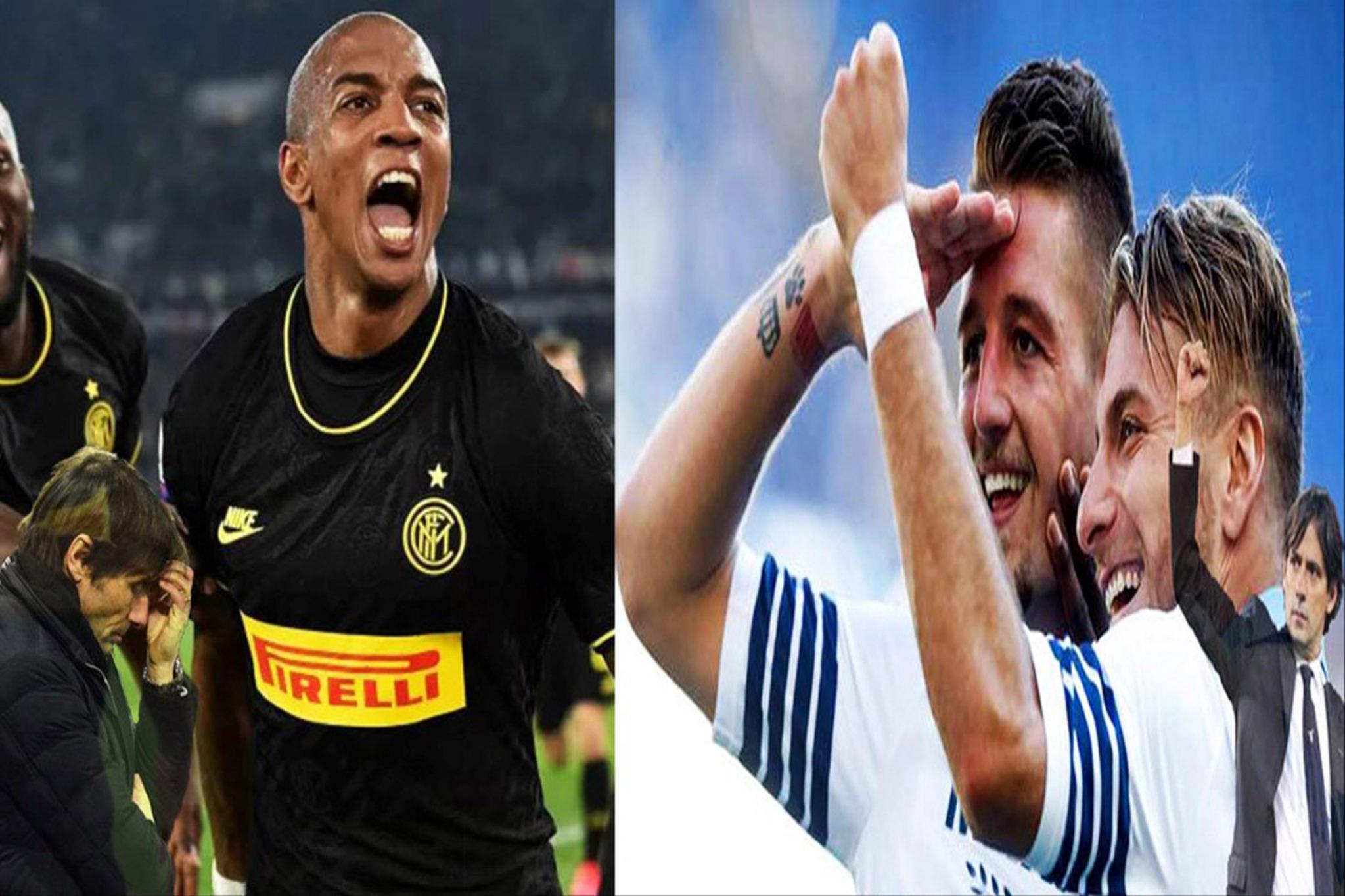 Lazio - Inter (24esima giornata di Serie A)