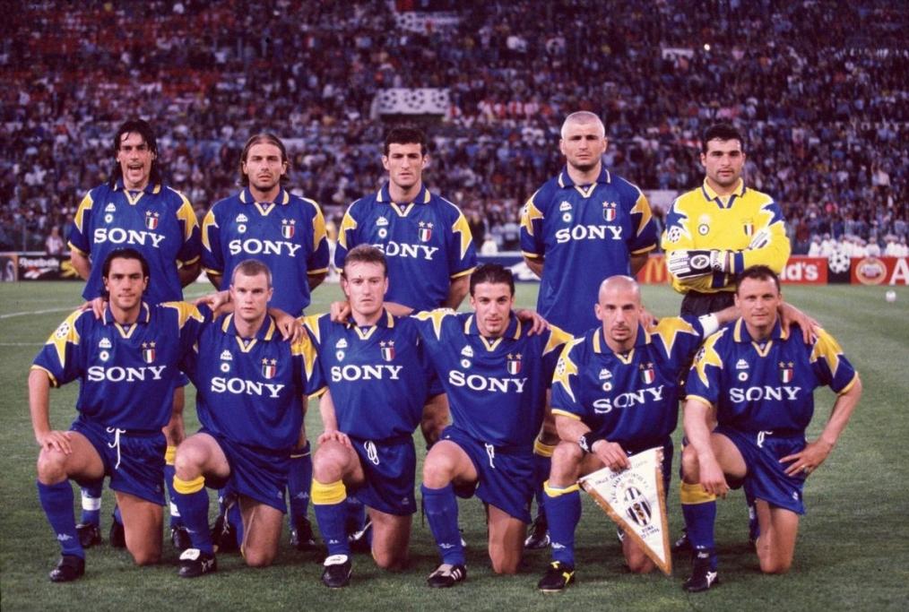 Una Juventus anni 90