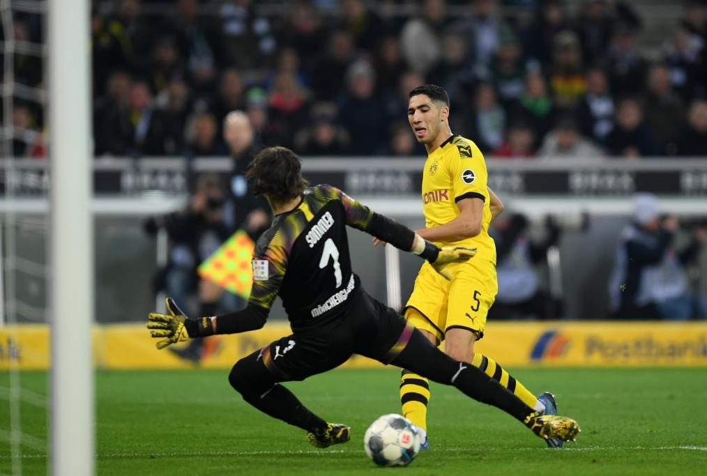 Borussia Moenchengladbach v Borussia Dor