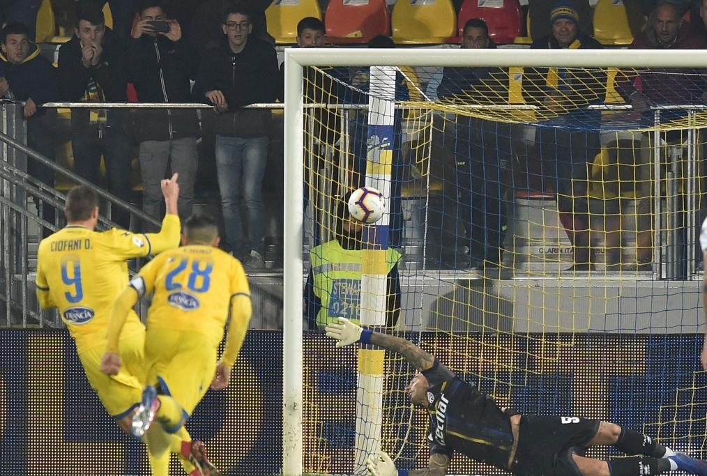Frosinone Calcio v Parma Calcio - Serie