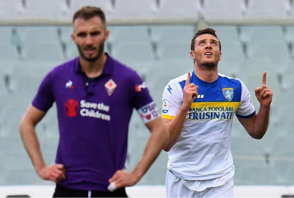 ACF Fiorentina v Frosinone Calcio - Seri