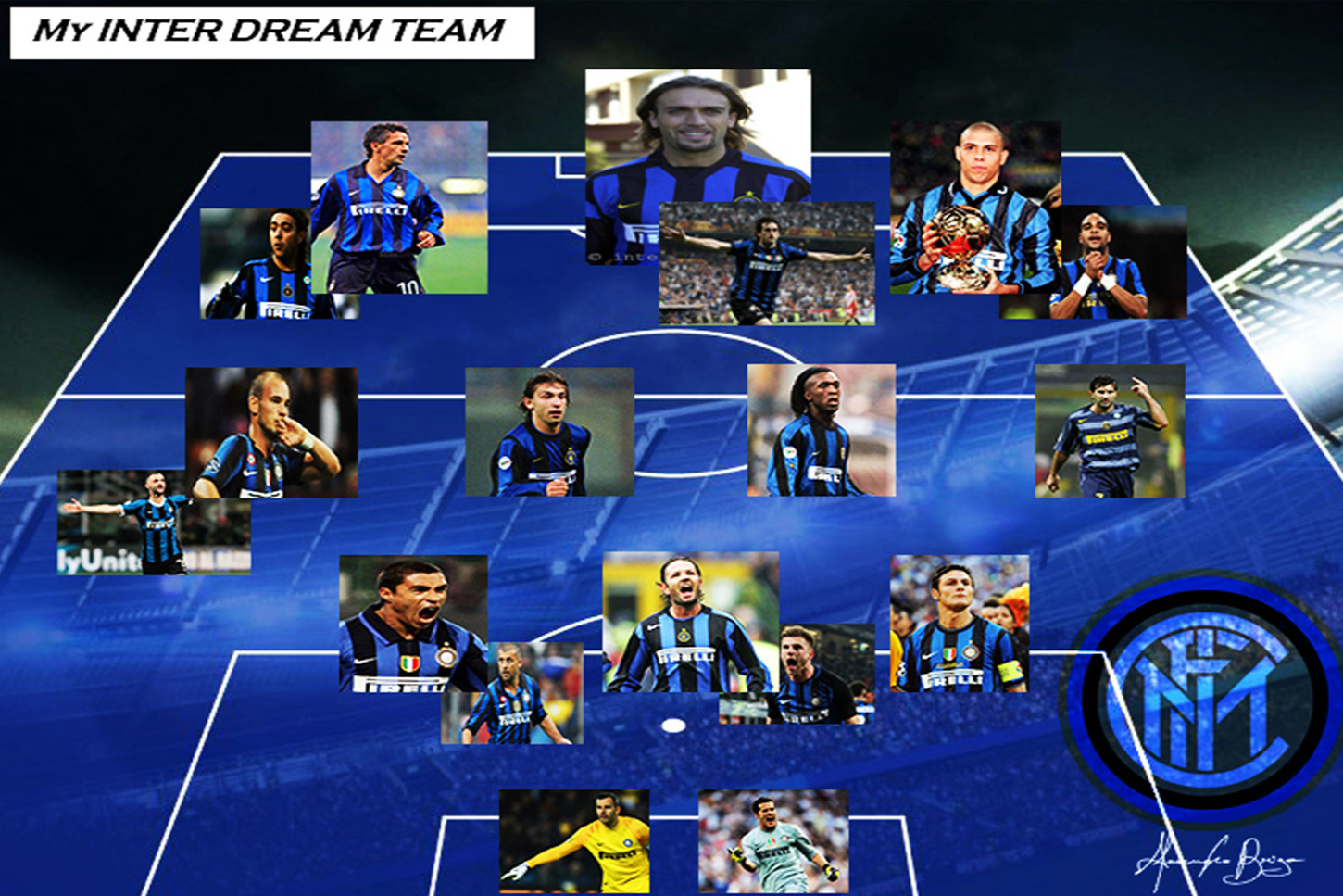 inter dream team