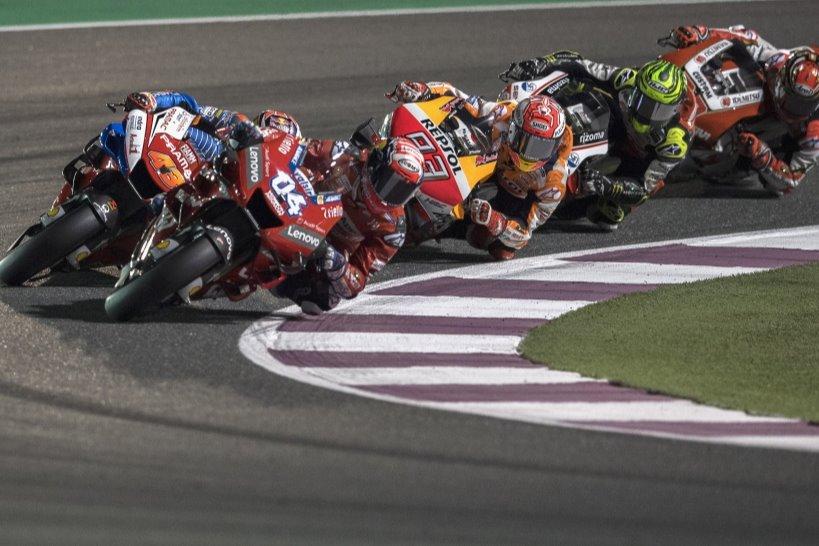 MotoGP of Qatar - Race