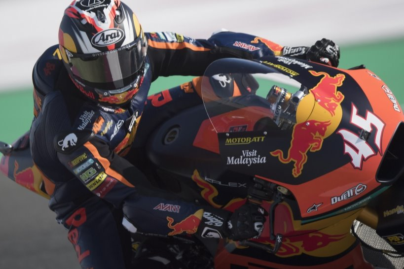 Moto2 & Moto3 GP Of Qatar - Free Practice