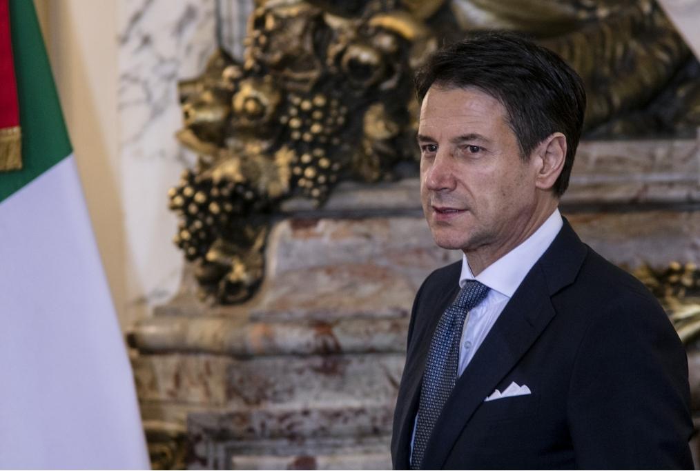 Mauricio Macri Meets Giuseppe Conte - Ar