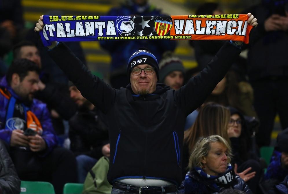 Atalanta v Valencia CF - UEFA Champions