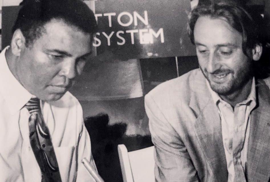 Muhammad Ali e Lopes Pegnas