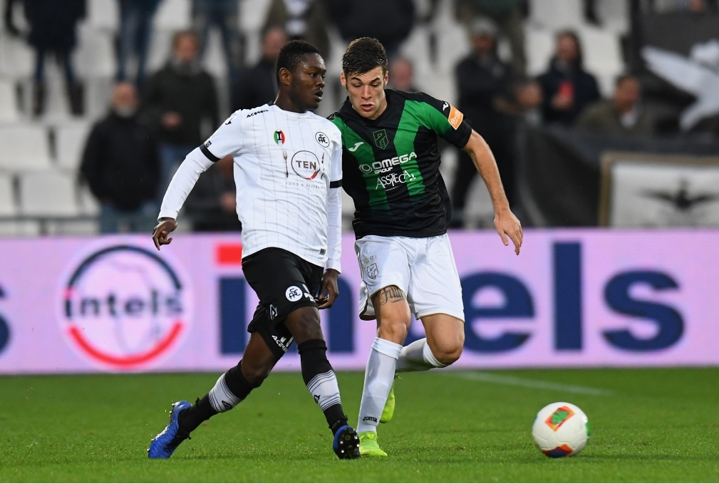 AC Spezia v Pordenone Calcio - Serie B