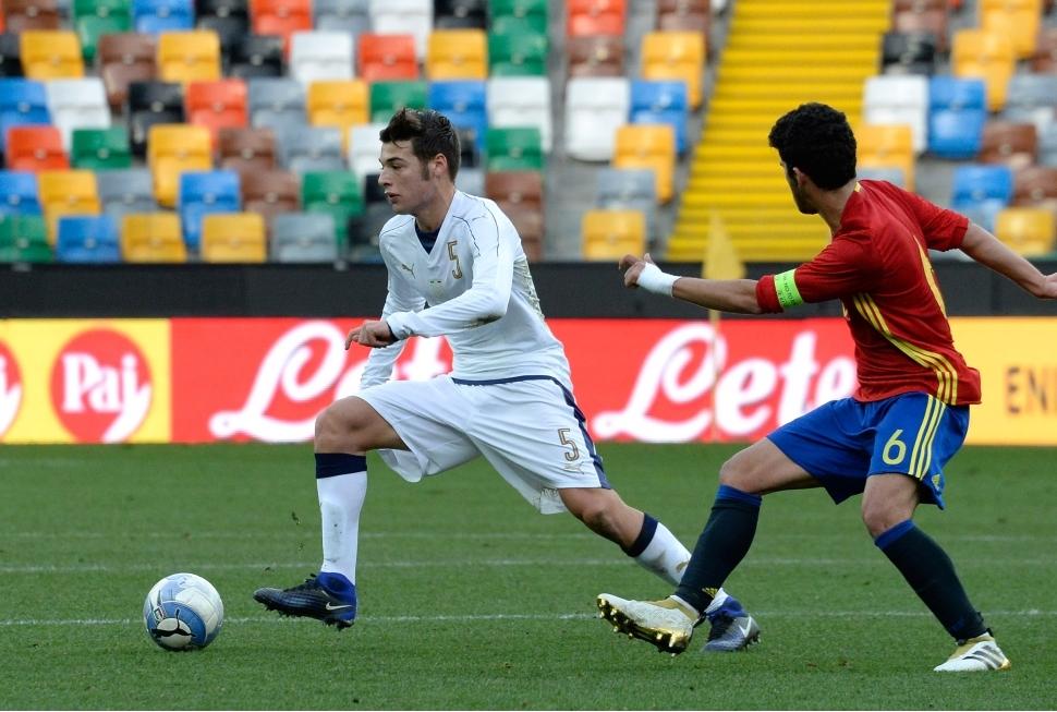 Italy U19 v Spain U19 - International Fr