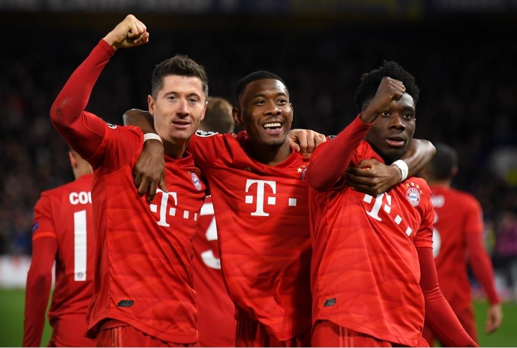 Chelsea FC v FC Bayern Muenchen - UEFA C