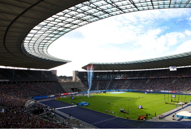 LOlympiastadion di Berlino