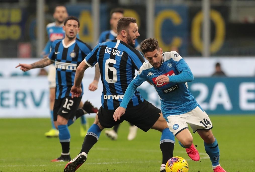 FC Internazionale v SSC Napoli - Coppa I