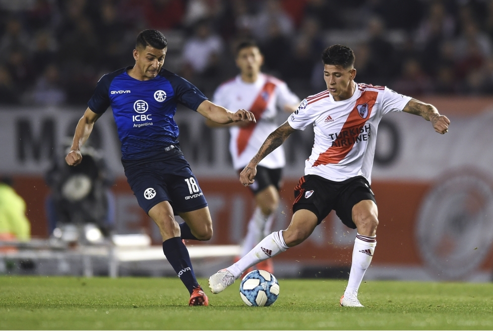 River Plate v Talleres - Superliga 20192