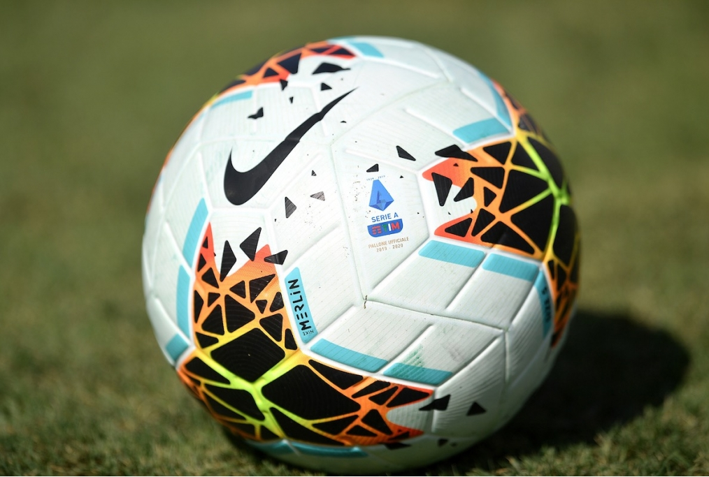 Nike official ball Firenze 14-9-2019 Sta