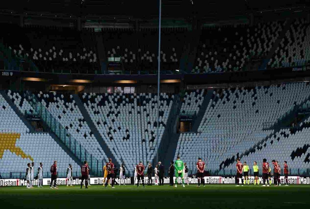 Coppa Italia Juventus-Milan