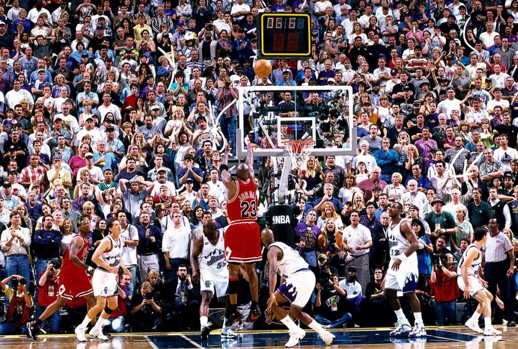Jordan NBA finals 1998