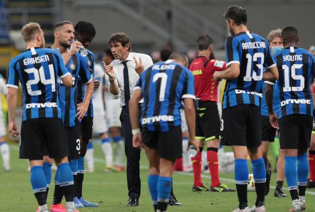 FC Internazionale v Brescia Calcio - Ser