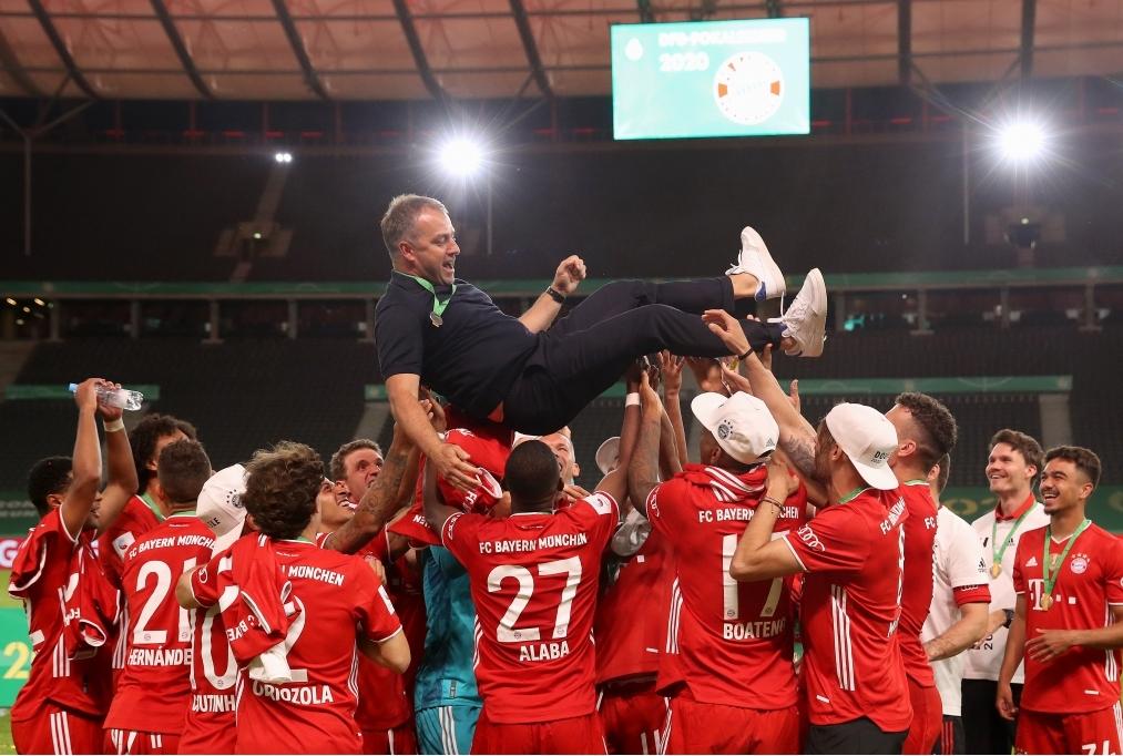 Bayer 04 Leverkusen v FC Bayern Muenchen