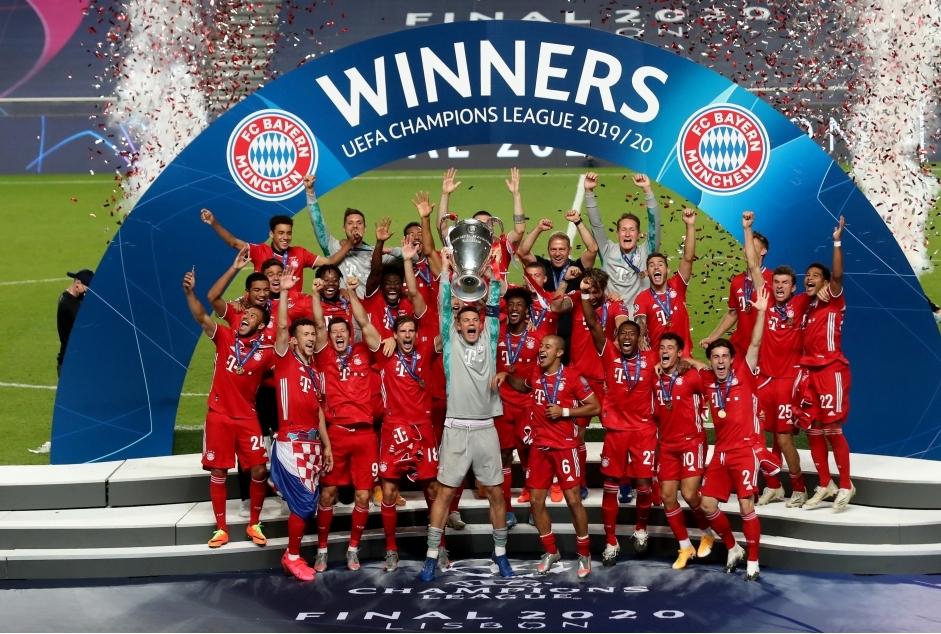 Paris Saint-Germain v Bayern Munich - UE