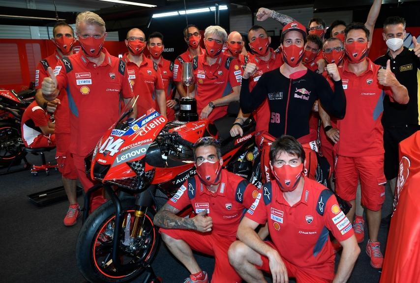 Andrea Dovizioso Gran Premio dAustria 20