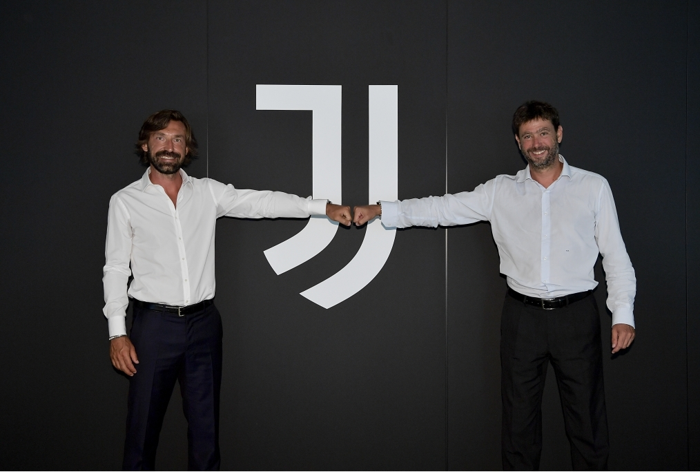 Juventus Unveils Andrea Pirlo As New U23