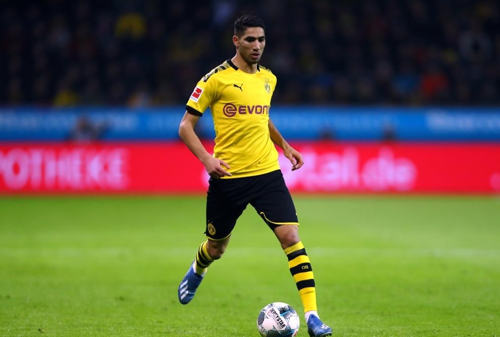 Bayer 04 Leverkusen v Borussia Dortmund