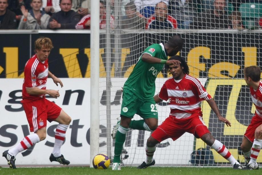 VfL Wolfsburg v FC Bayern Munich - Bundesliga