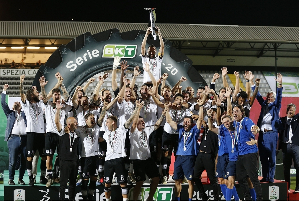 Spezia Calcio v Frosinone Calcio - Serie