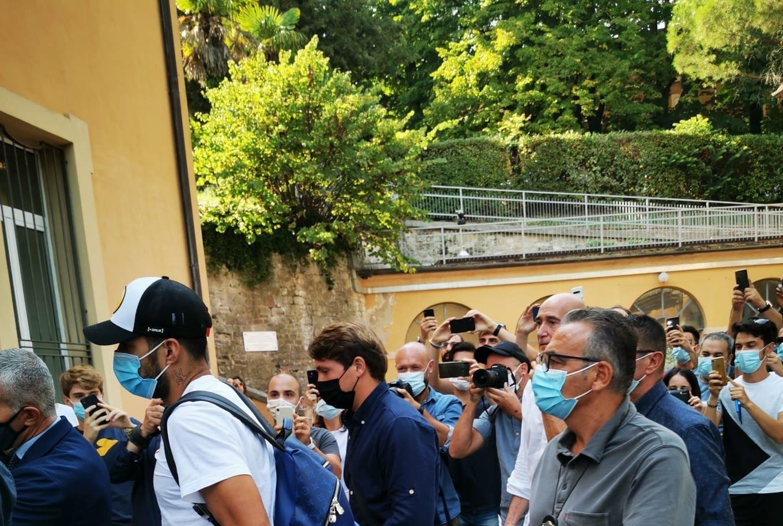 Suarez a Perugia