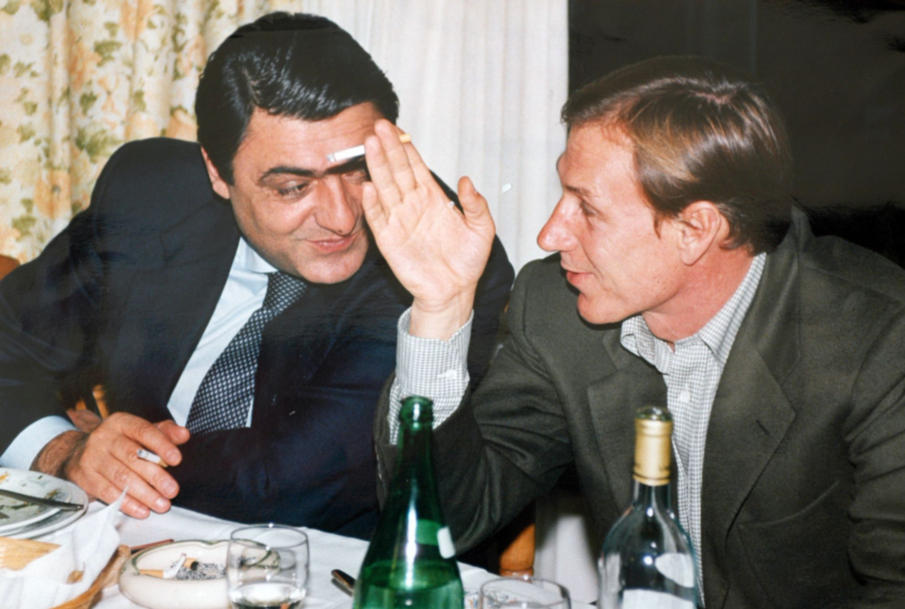 Casillo e Zeman