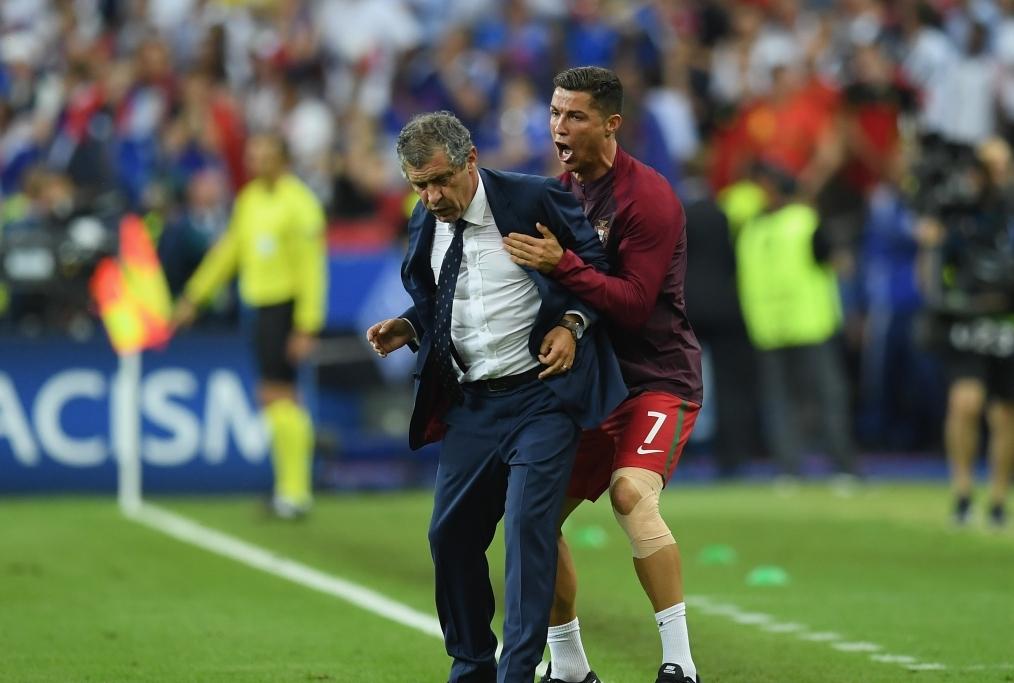 Portugal v France - Final UEFA Euro 2016