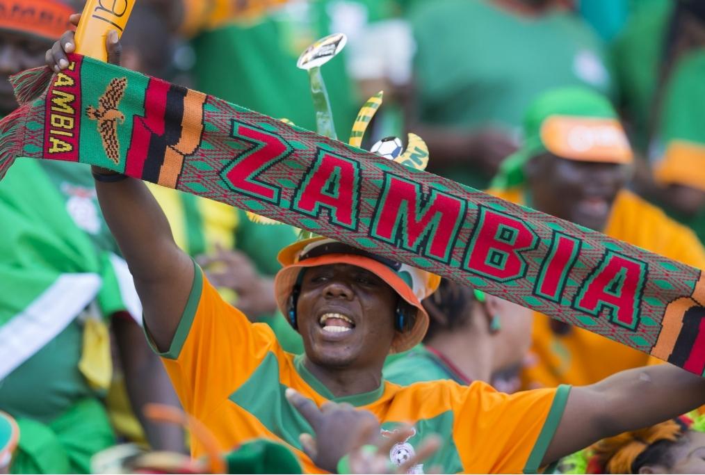 Zambia v Nigeria - 2013 Africa Cup of Na