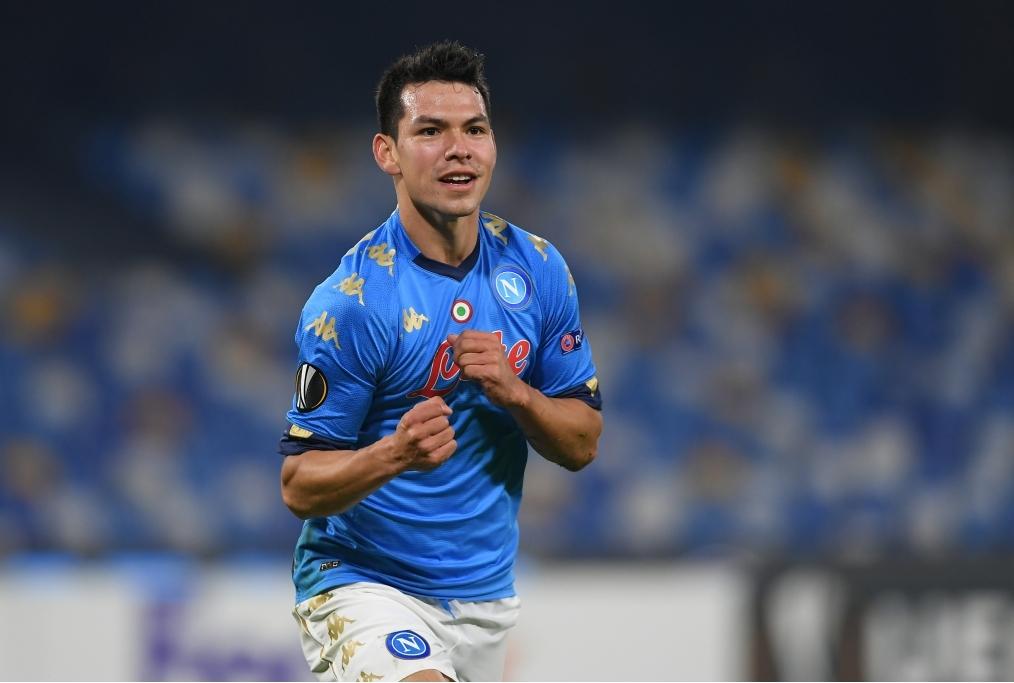 SSC Napoli v HNK Rijeka Group F - UEFA E