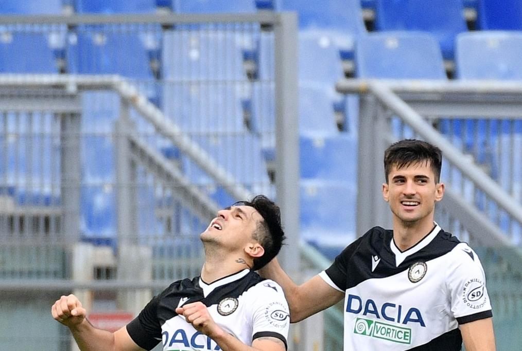 SS Lazio v Udinese Calcio - Serie A