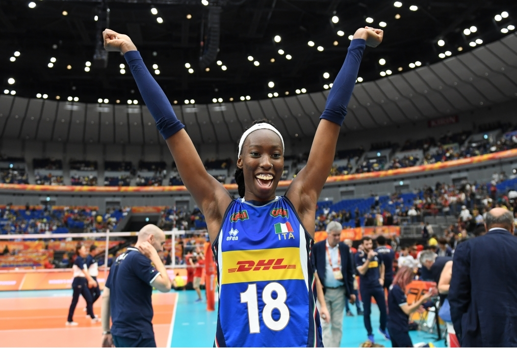 China v Italy - FIVB Womens World Champi