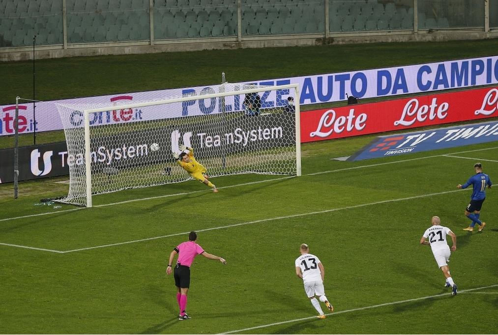 Italy v Estonia - International Friendly