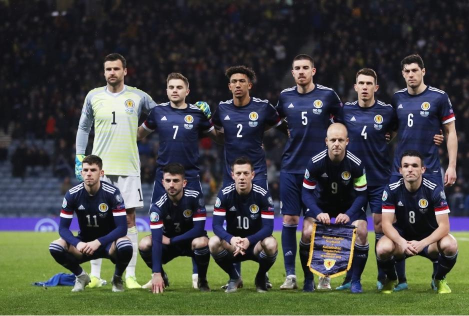 Scotland v Kazakhstan - UEFA Euro 2020 Q