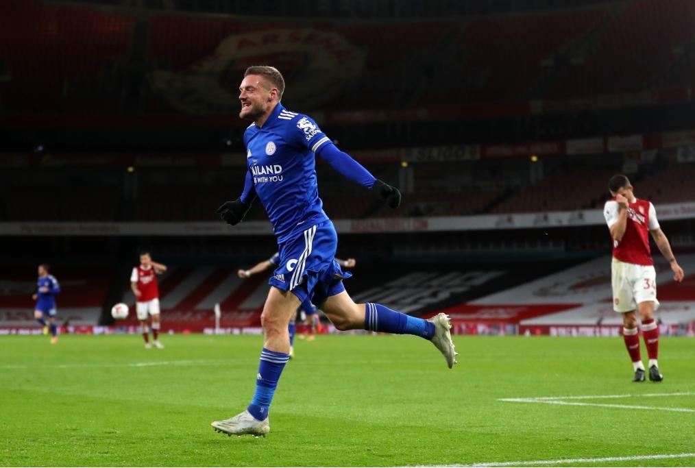 Arsenal v Leicester City - Premier Leagu