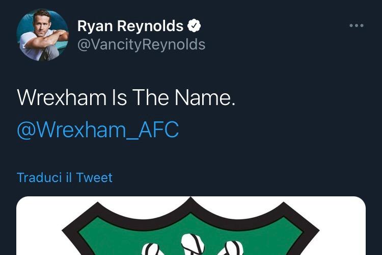 Wrexham Reynolds